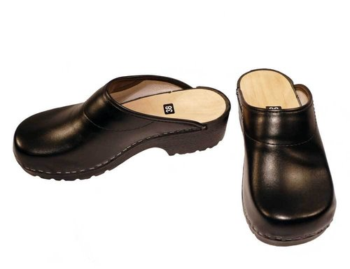 Soft Clogs black