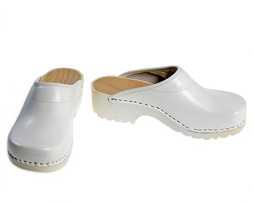 Soft Clogs white