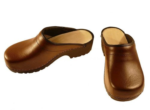 Soft Clogs brown