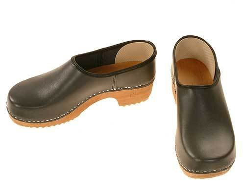 Clogs closed grey
