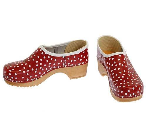 Clog closed Dots